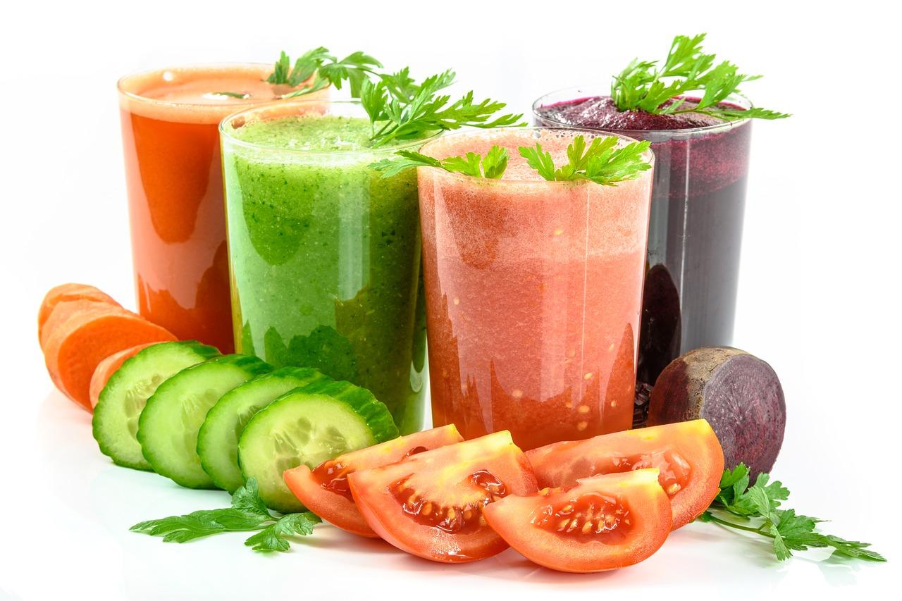 batidos vegetales perder peso